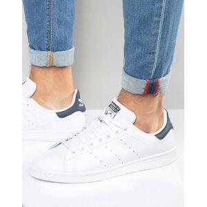 adidas Originals Stan Smith - Hvide sneakers i læder M20325 Hvid