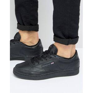 Reebok Sorte Club c sneakers i skind ar0454 fra Reebok Sort