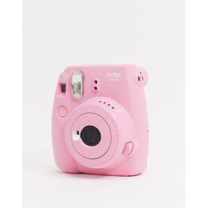 Fujifilm Instax - Mini 9 - Lyserødt kamera-Ingen farve Blush rose