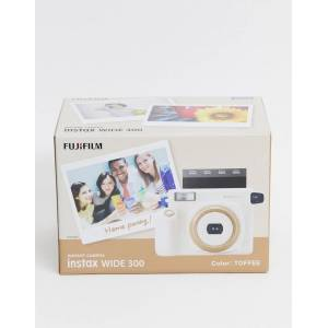Fujifilm Instax - Wide 300 Kamera - Toffee-Ingen farve No Size