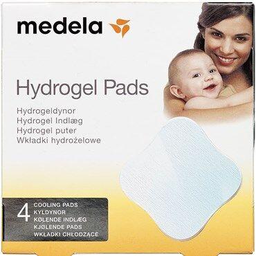 Medela Hydrogel Indlg 4 stk