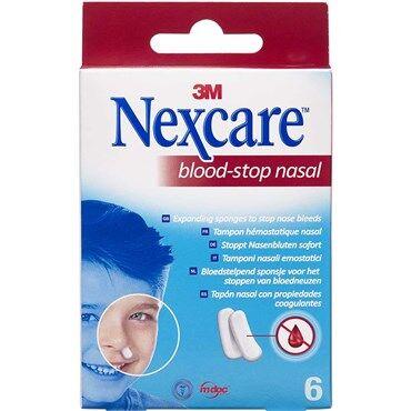 Nexcare Blood-Stop Nasel Medicinsk udstyr 6 stk