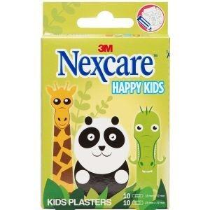 Nexcare Happy Kids Animals Medicinsk udstyr 20 plasterst