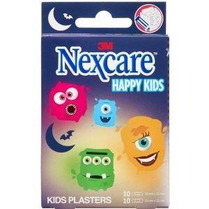 Nexcare Happy Kids Monster Medicinsk udstyr 20 plasterst