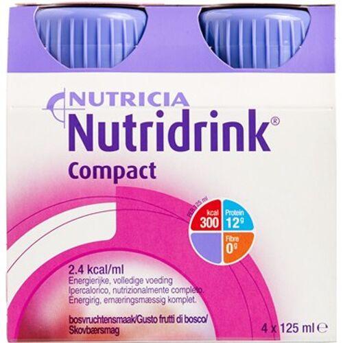 Nutridrink Compact Skovbr 4 x 12...