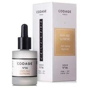 Codage Serum No. 6 Anti Aging Supreme 30 ml