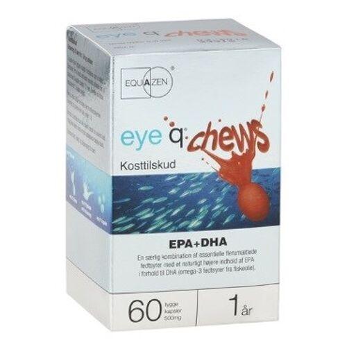 Eye-Q Eye Q Chews Kosttilskud 60...