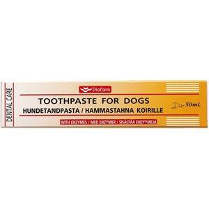 Diafarm Hundetandpasta Med Enzymer 50 ml