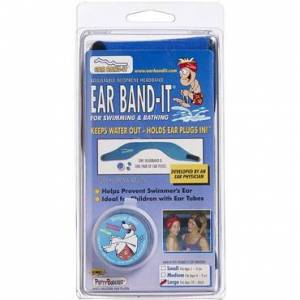 Ear Band-it LARGE ass. farver 1 stk