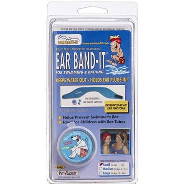 Ear Band-it SMALL ass. farver 1 stk