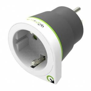 Q2Power Europe to USA rejseadapter