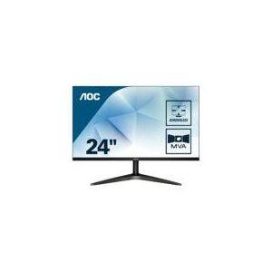 "AOC 24"" 24B1H Full HD HDMI/VGA Skærm"
