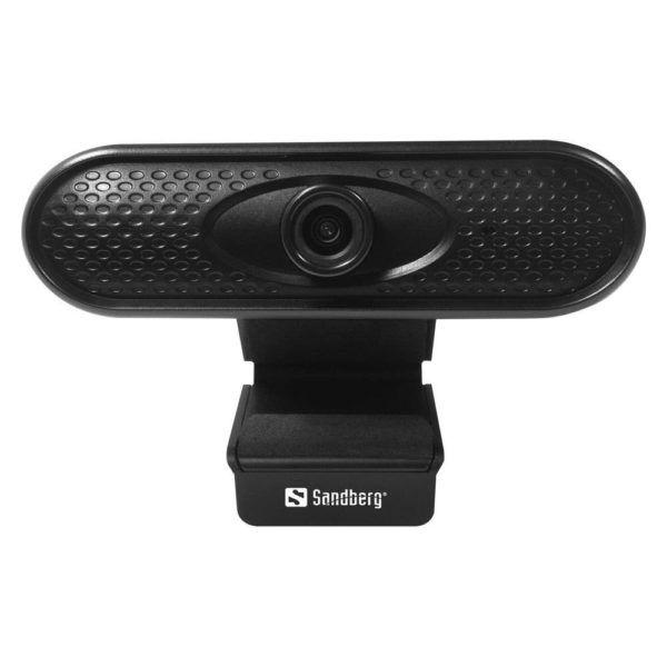 Sandberg USB Webcam 1080P HD 1920 x 1080 pixels