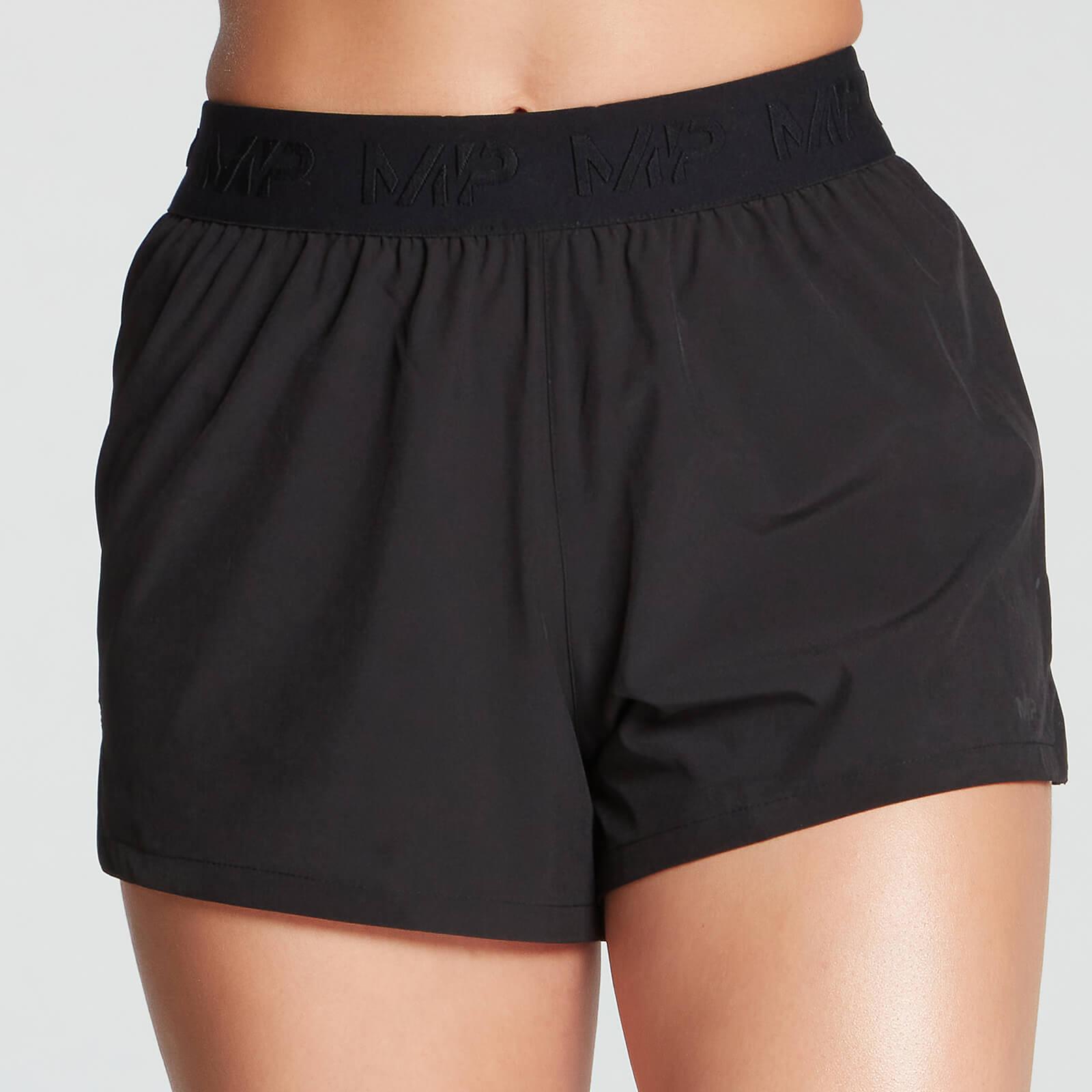 Mp Essentials Training Energy Shorts - Til Kvinder - Sort - L