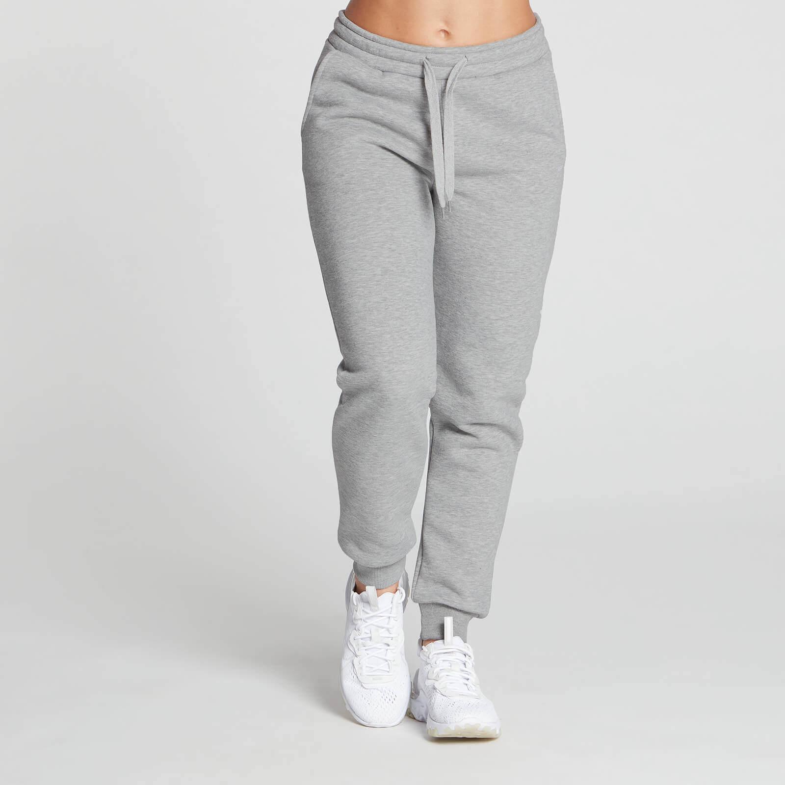 Mp Essentials Joggers - Til Kvinder - Grey Marl - L
