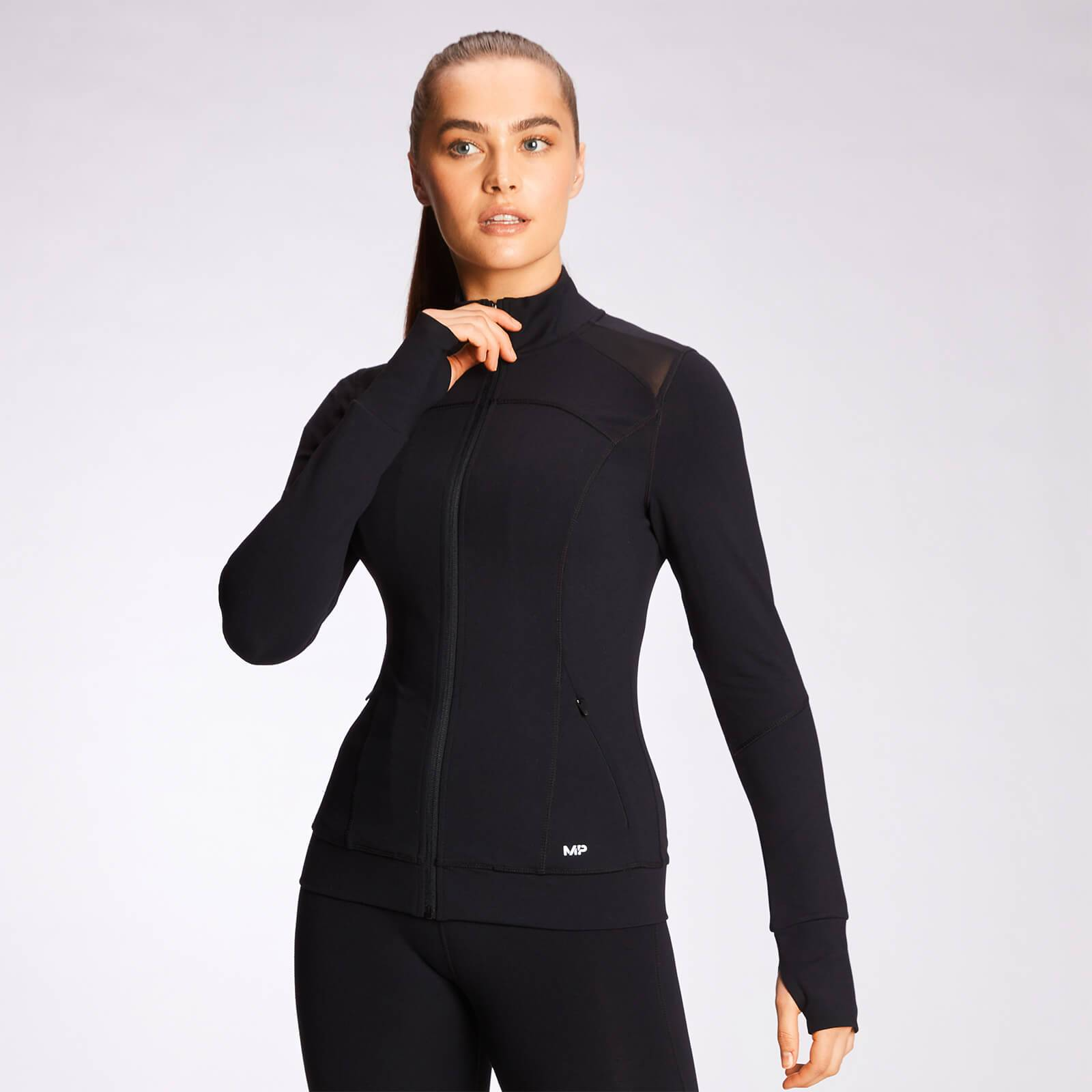 Mp Power Mesh Jacket Til Kvinder - Sort - L