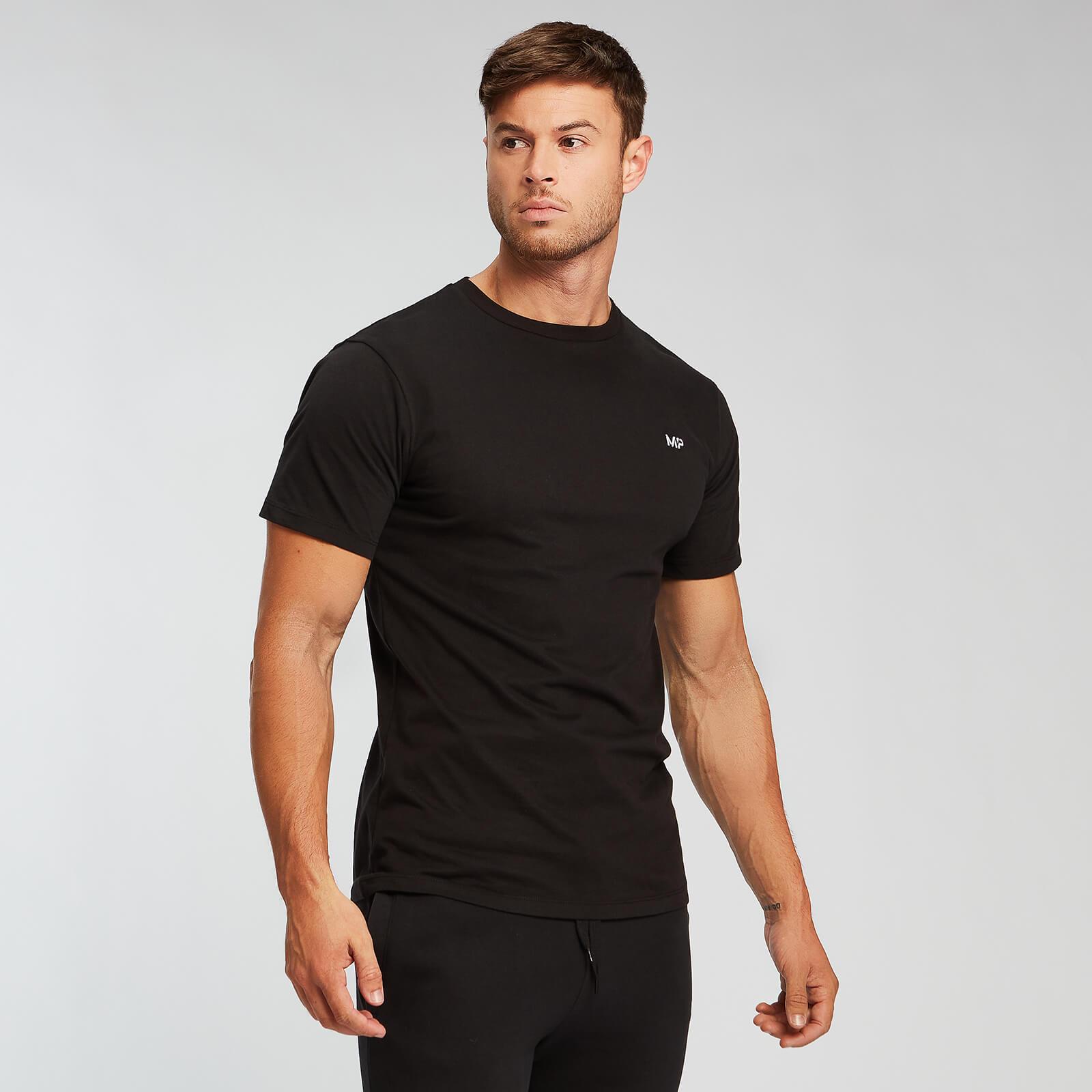 Mp Essentials T-Shirt - Sort - L