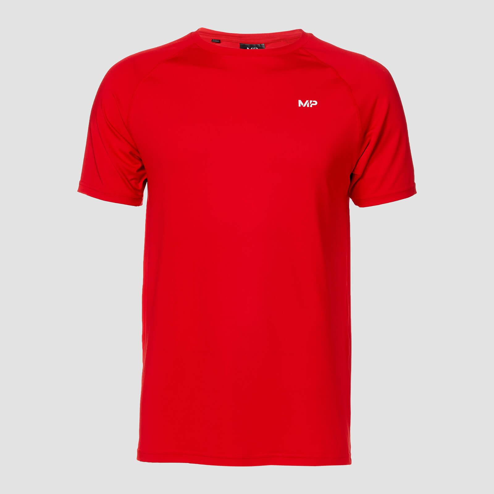 Mp Essentials Trænings-T-Shirt - Til Mænd - Danger - S