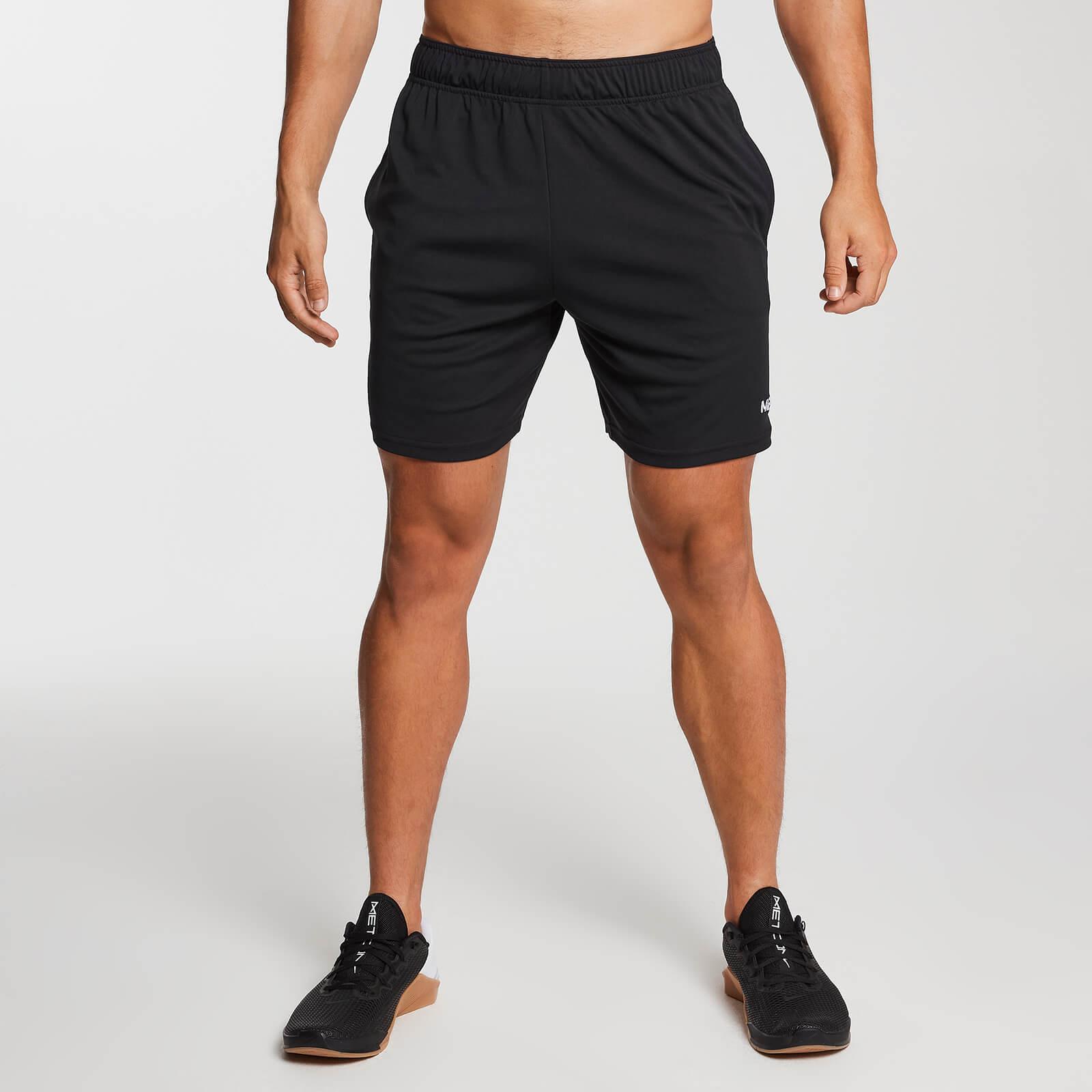 MP Essential Lightweight Jersey Training Shorts - Sort - Xxs