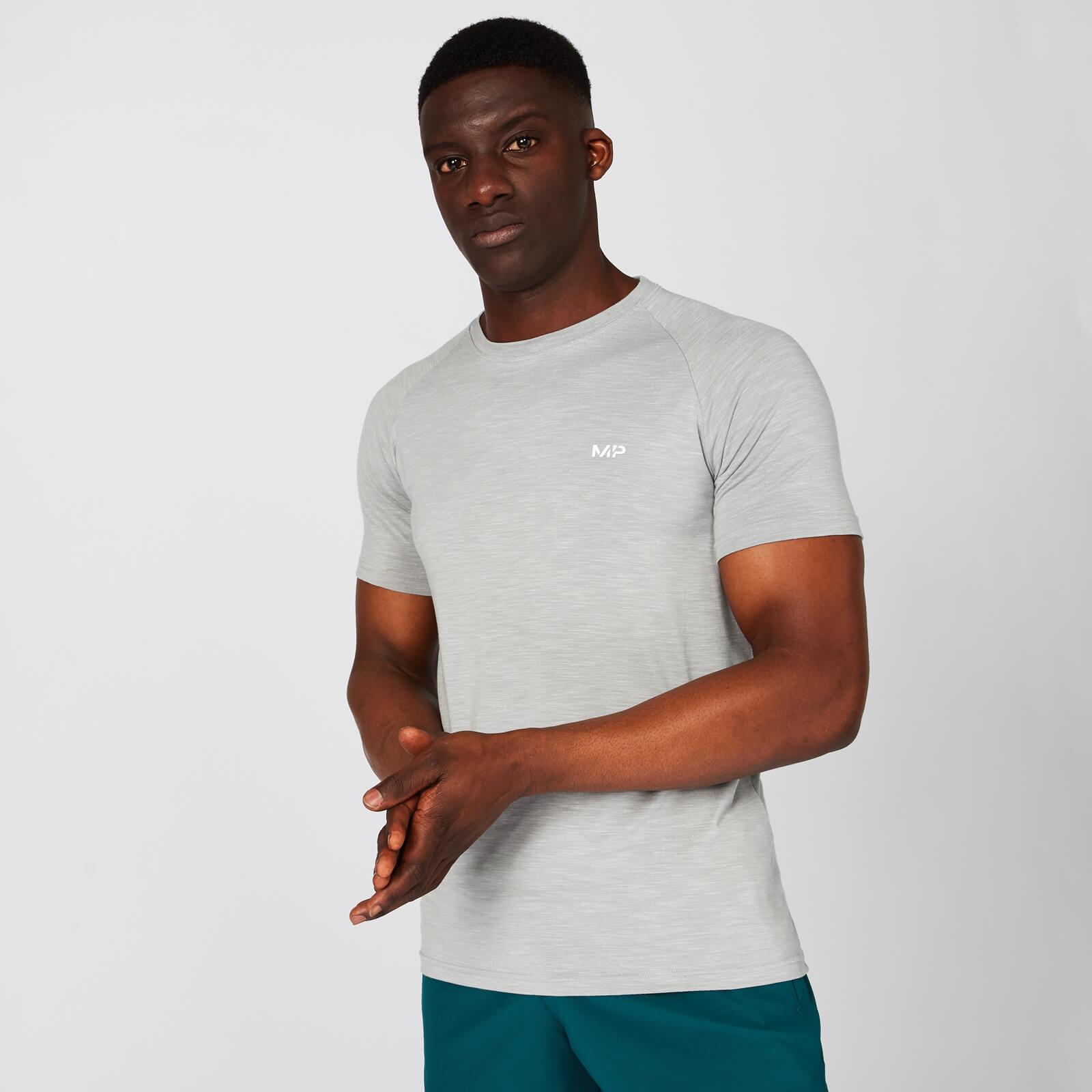 MP Performance T-Shirt - Grey Marl - Xs