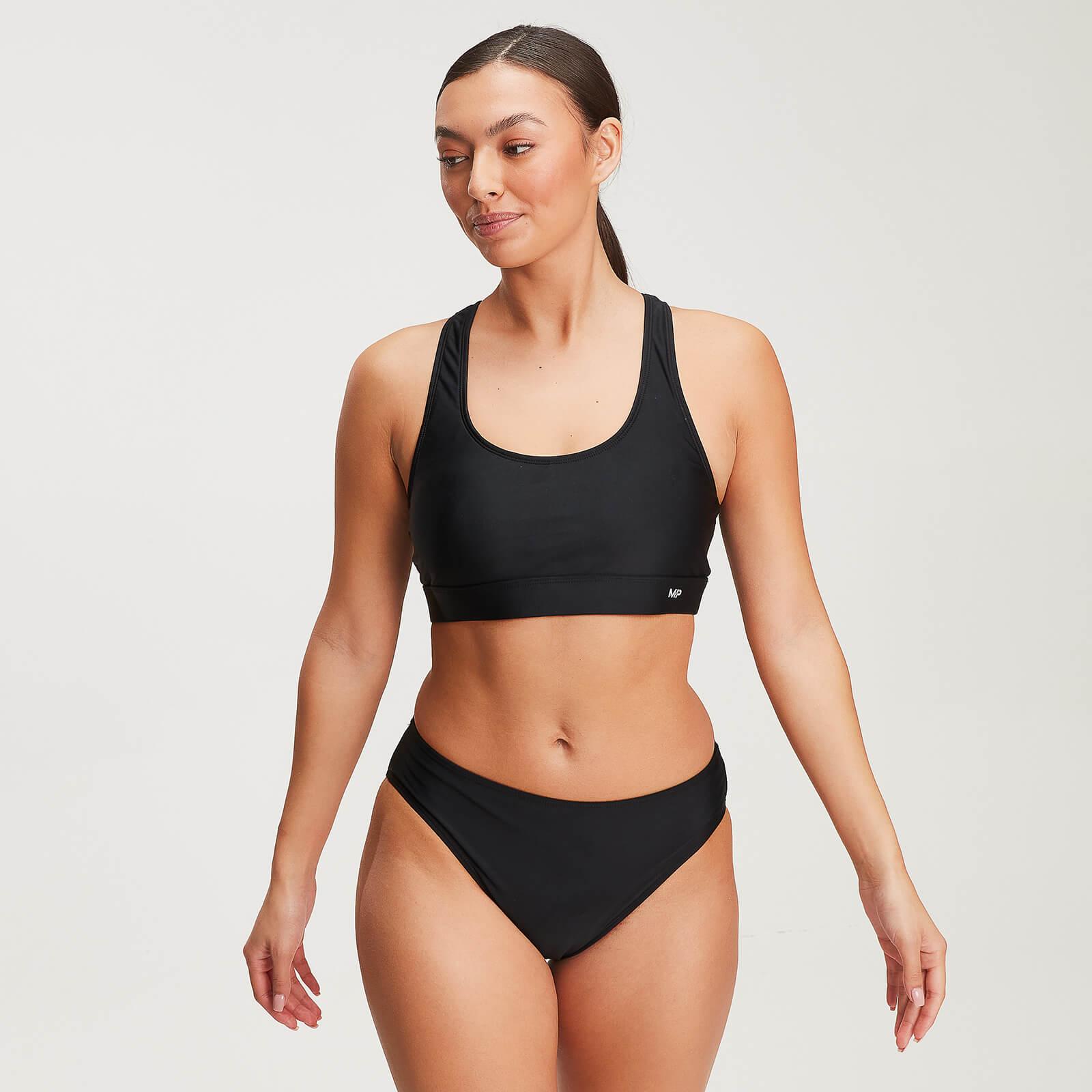 Mp Essentials Bikini Top - Til Kvinder - Sort - Xl