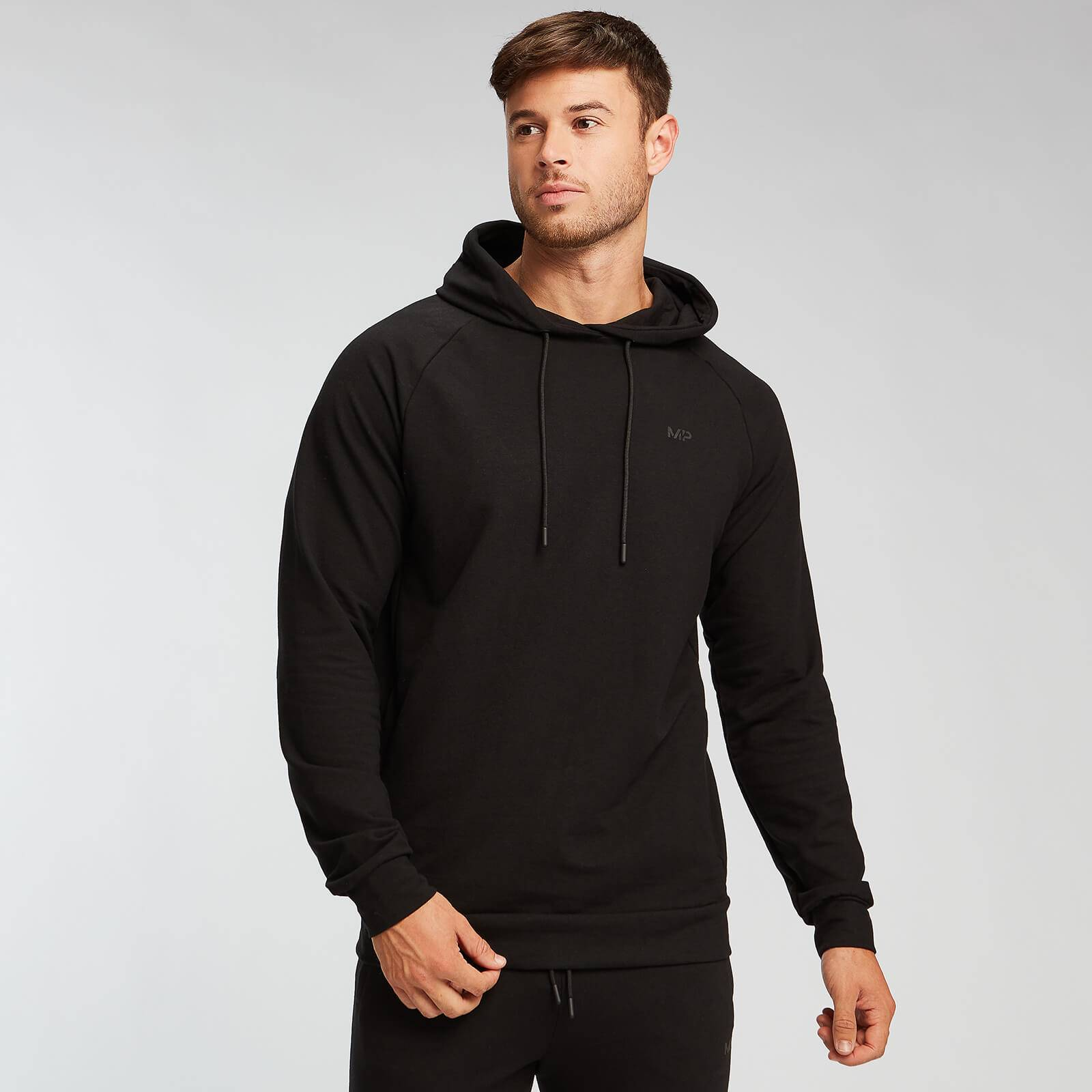 Mp Form Pullover Hoodie - Til Mænd - Sort - S