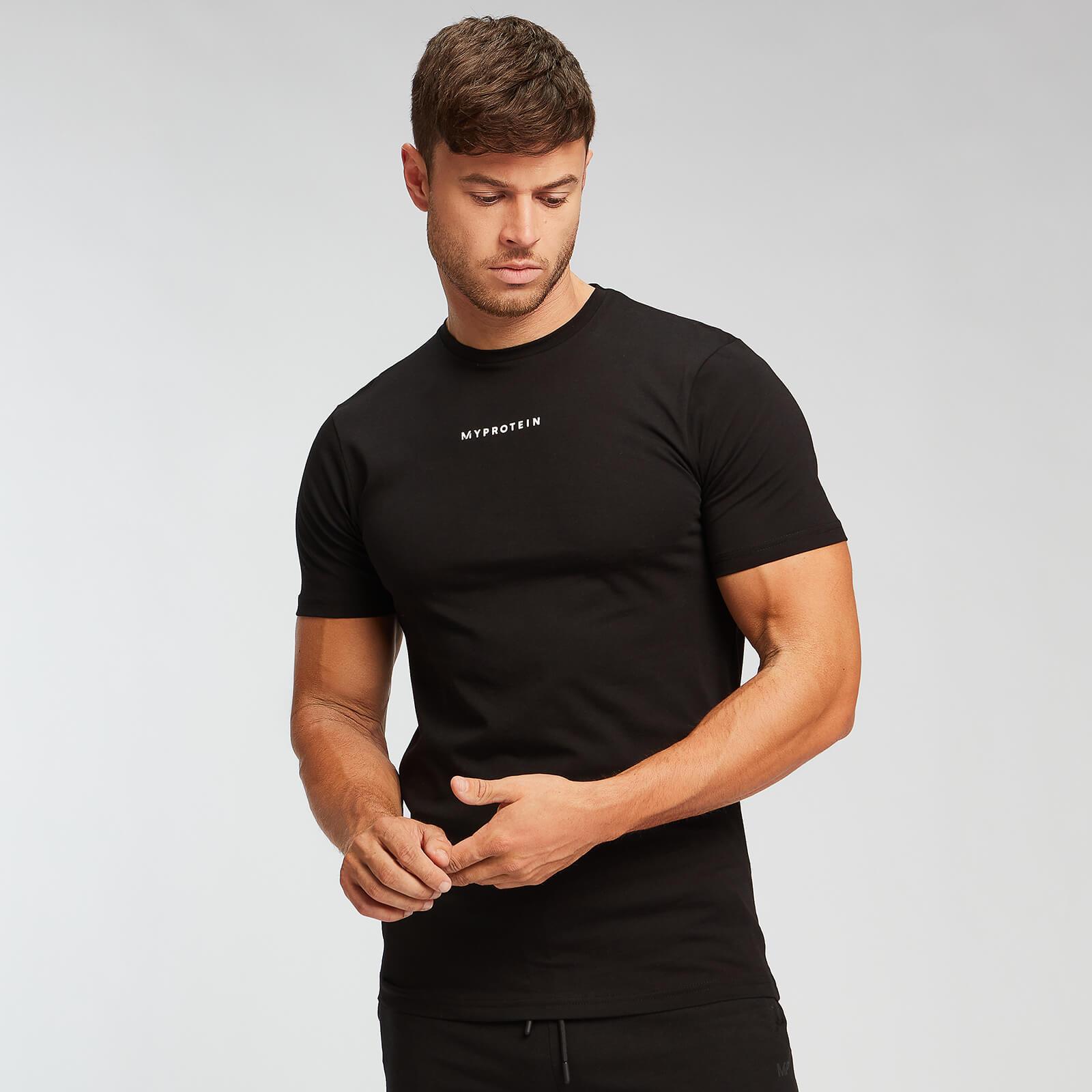 MP Original Contemporary T-Shirt - Sort - Xs