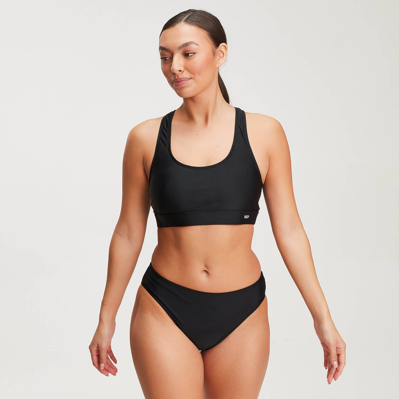 Mp Essentials Bikini Top - Til Kvinder - Sort - Xxl