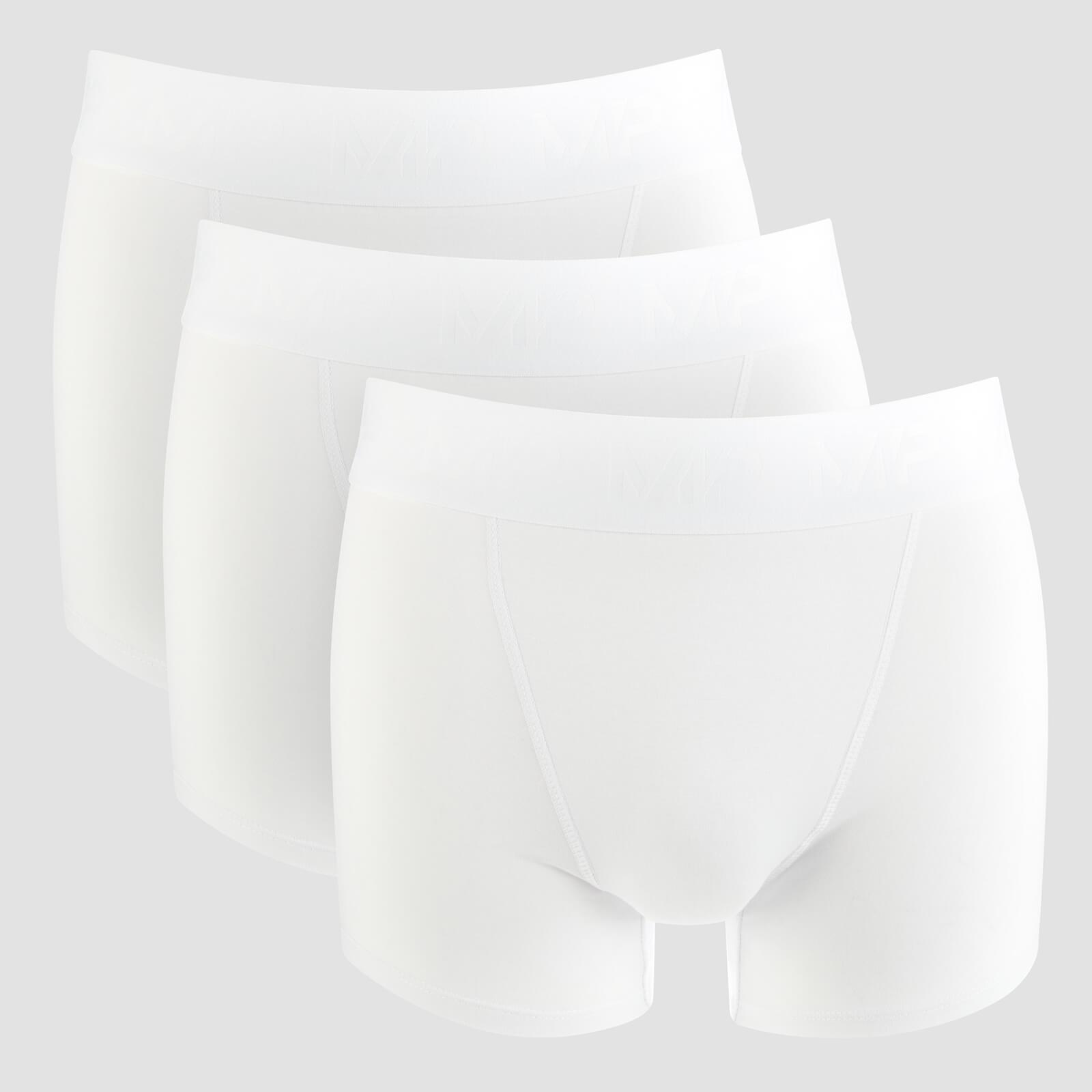 MP Sport Boxer (3 Pack) - Hvid - L