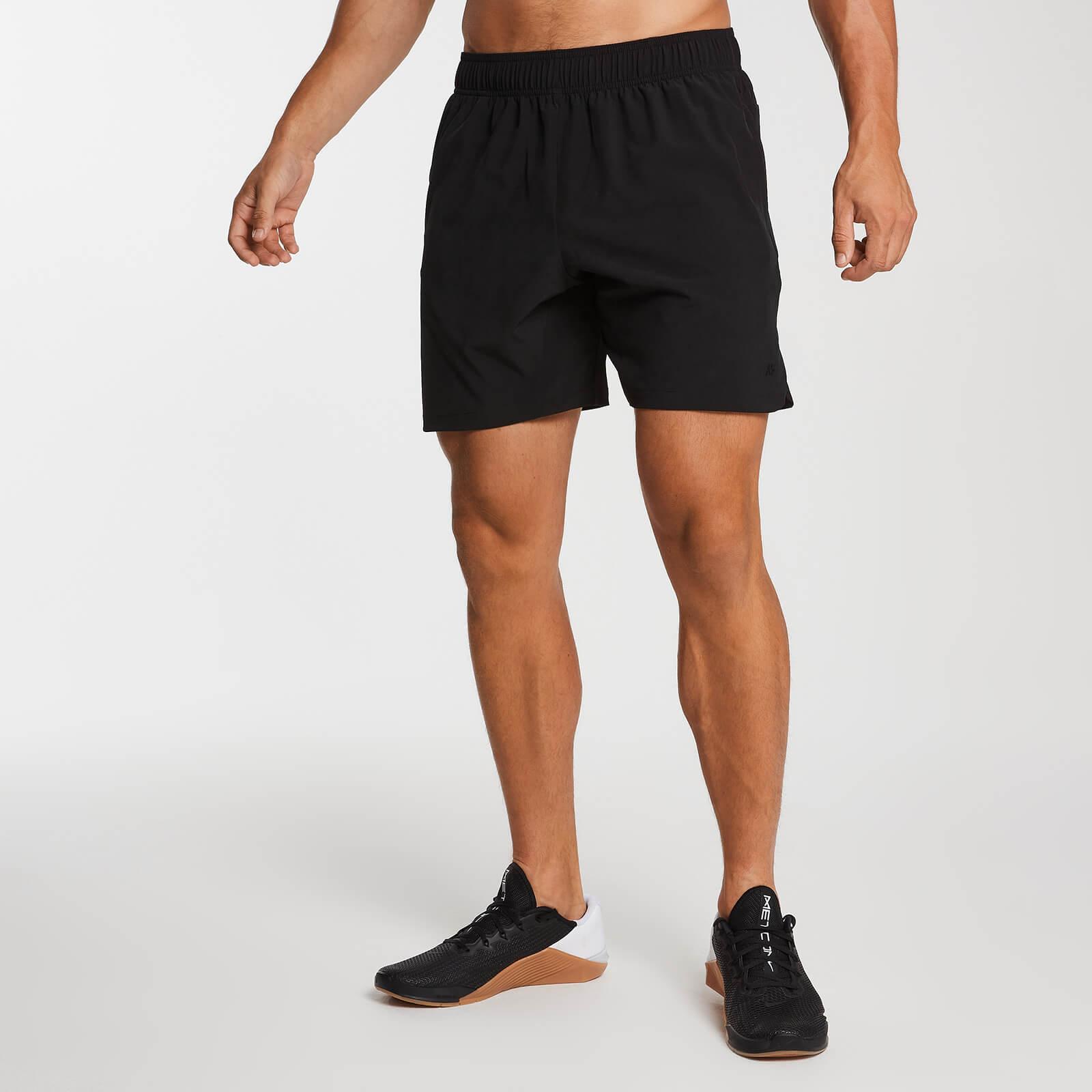 MP Essential Woven Training Shorts - Sort - Xxl
