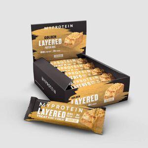 Myprotein 6 Layer Protein Bar - Golden