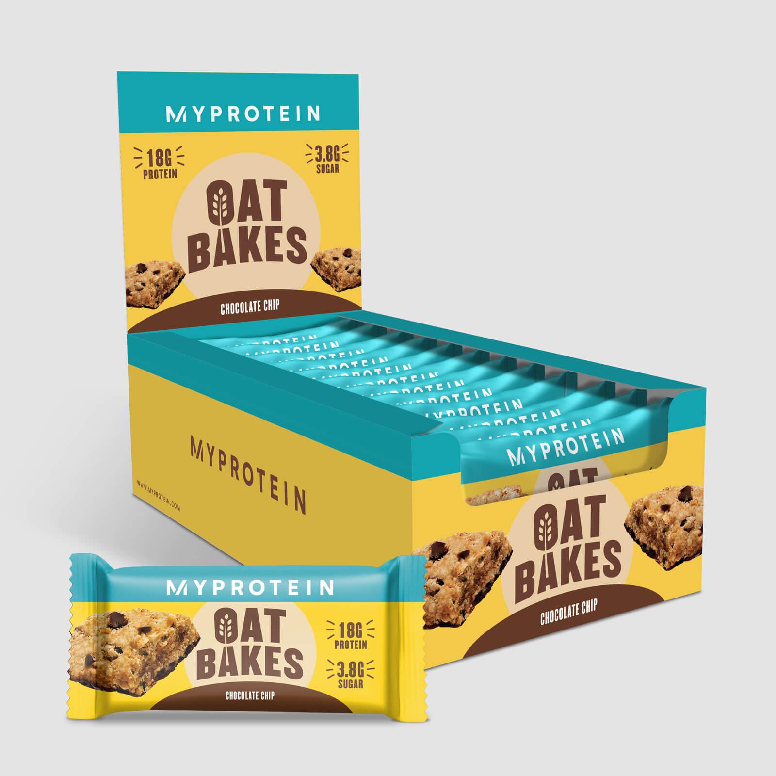 Myprotein Oatbakes - Chocolate Chip