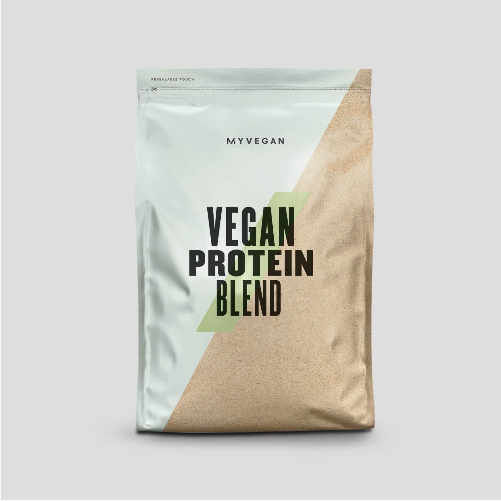 Myvegan Vegansk Proteinblanding - 1kg - Coffee & Walnut