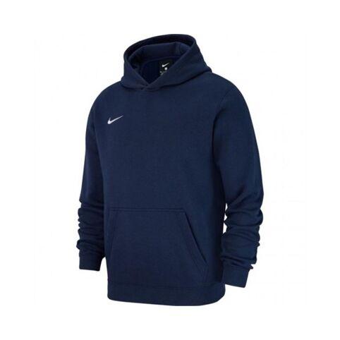 Nike Fleece Club Hoodie Boy Navy 152