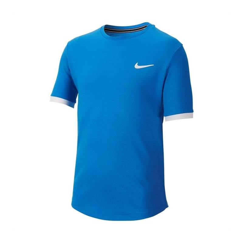 Nike Dry-Fit Tee Boy Blue 128