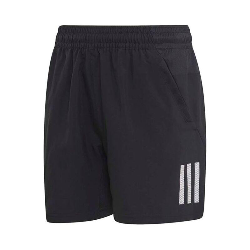 Adidas Club 3 Stripes Short Boy Black 128