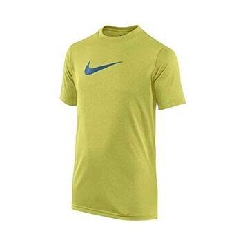 Nike Legend SS Top Boy Green 128