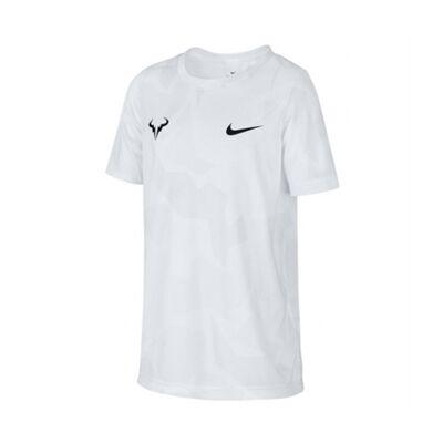 Nike Rafa Dry Tee Boy White 128
