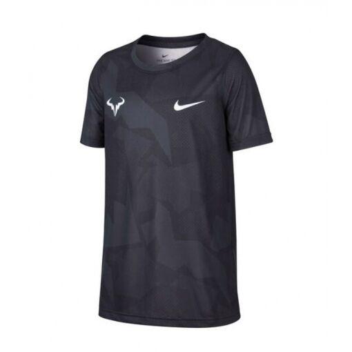 Nike Rafa Dry Tee Boy Black 152