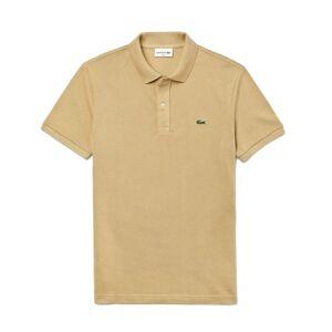 Lacoste Men's Slim Fit Polo Beige L