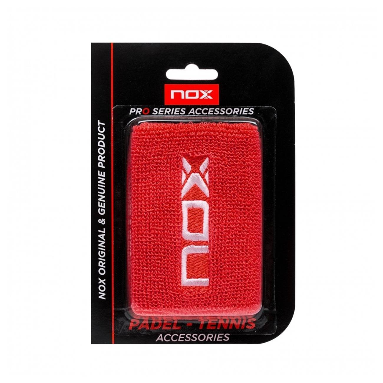 Nox Wristband Red