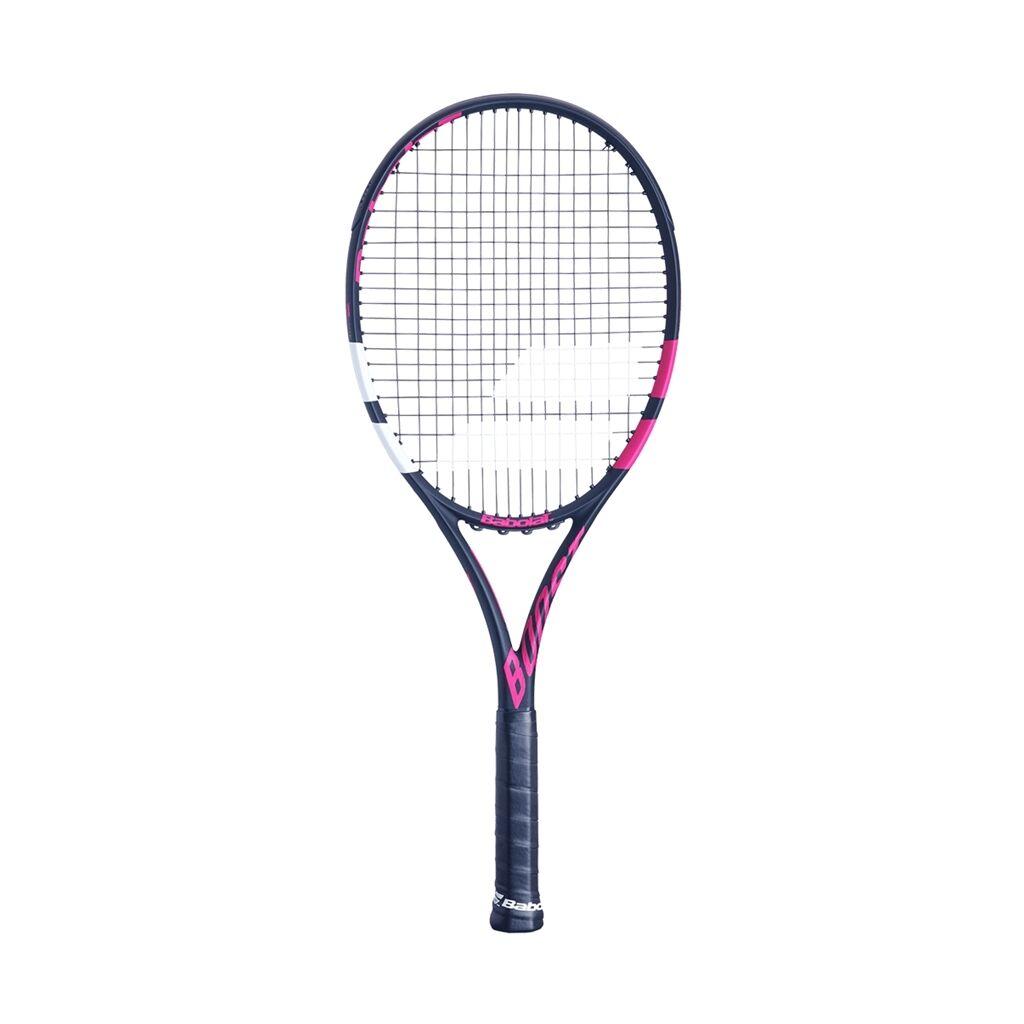 Babolat Boost Aero Black/Pink 1 (4 1/8)