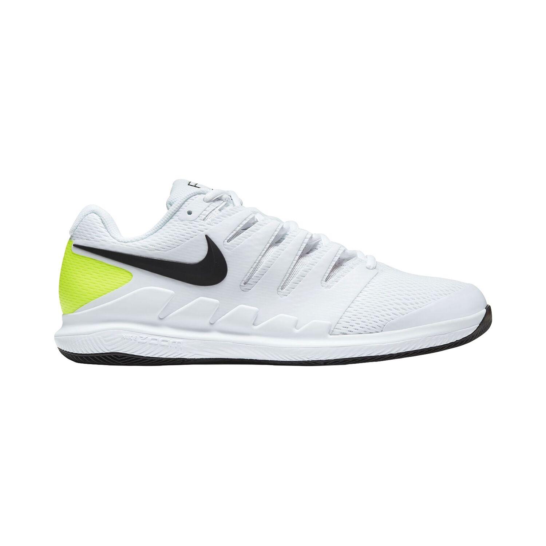 Nike Air Zoom Vapor X White/Volt 40.5