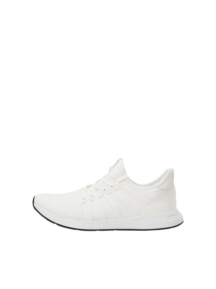 JACK & JONES Pull-on Net Sneakers Mænd White