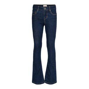 ONLY Skinny Flared Jeans Kvinder Blå