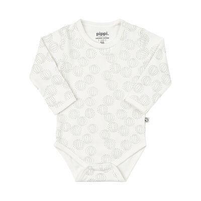 Pippi - Økologisk Body AO-Printed - Børnetøj - Pippi