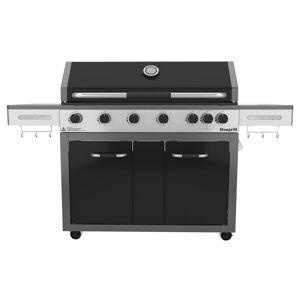 Dangrill - Gasgrill Valhal Gas Barbecue 610 CS 6 Brænder Med Sidebrænder