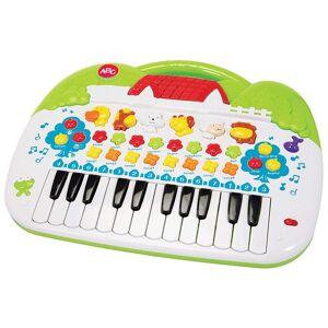 ABC - Music Keyboard med Dyrelyde