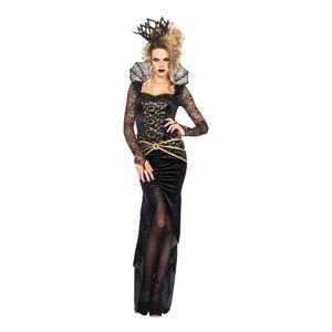 Leg Avenue Europe Ond Dronning Kostume Deluxe - Medium