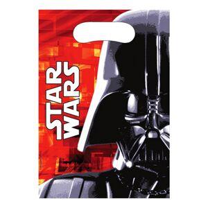 Globos Nordic Slikposer Star Wars Darth Vader - 6-pak